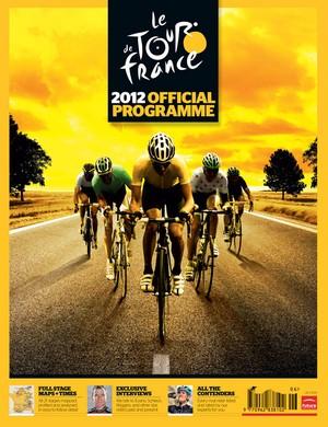 Official 2012 Tour de France guide souvenir pack - pre-order yours now