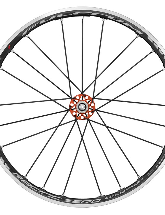 Fulcrum Racing Zero Comp Limited Edition, rear