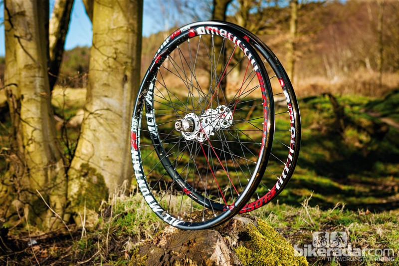American Classic All Mountain wheelset