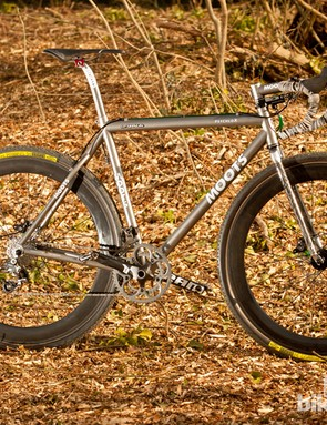 Moots Psychlo X Trickstuff custom build