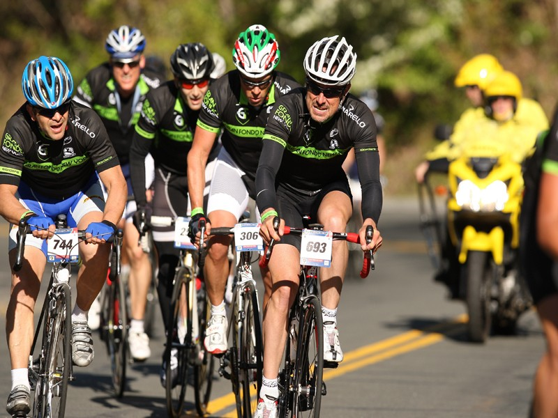 Gran Fondo New York offers pro-level rider support