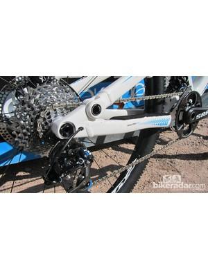 SRAM X0 10-speed rear mech