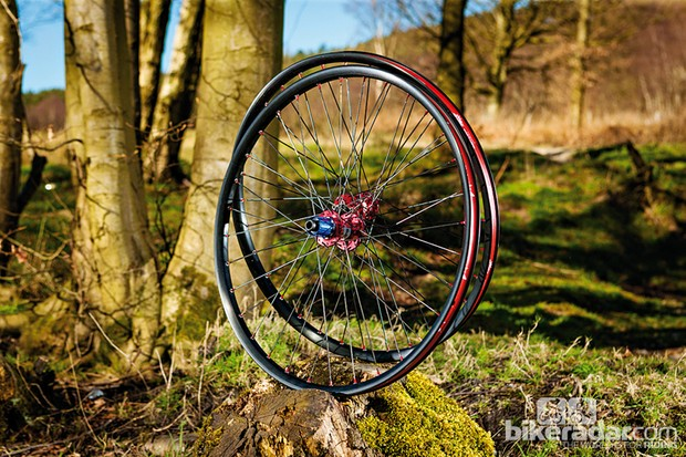 Superstar Switch AM wheelset