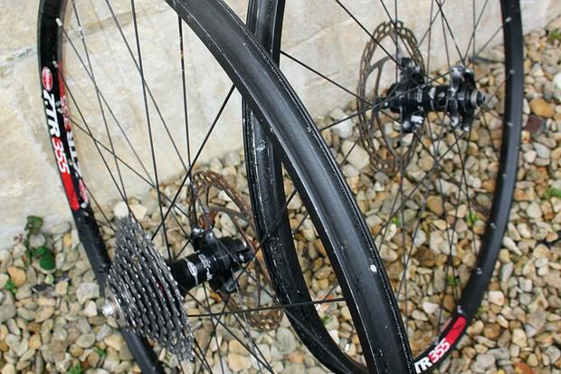 Hope Hoops Pro 3 SP-XC3 wheelset