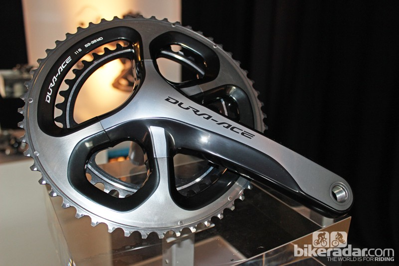 Shimano have launched a new version of their flagship mechanical road groupset