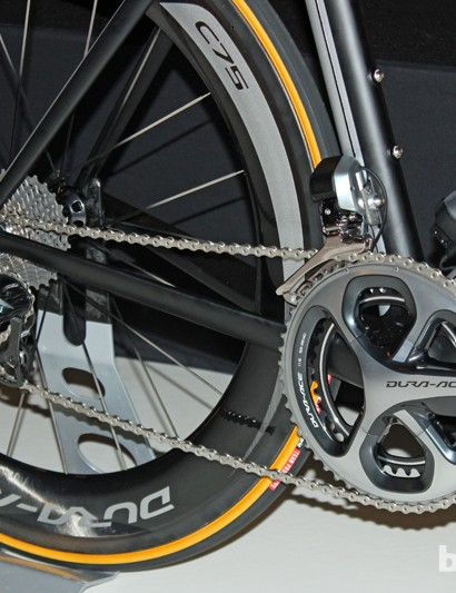 Dura-Ace Di2 9070 is looking good
