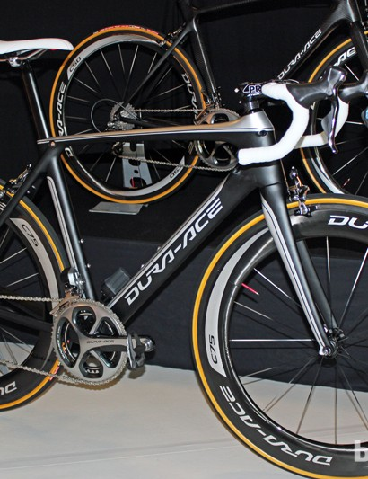 Shimano are developing a new incarnation of their Dura-Ace Di2 electronic transmission