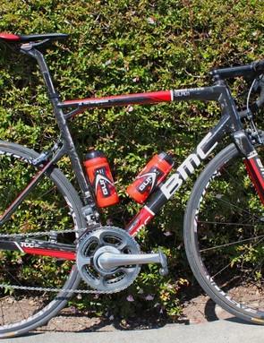 Tejay Van Garderen's BMC Team Machine SLR01