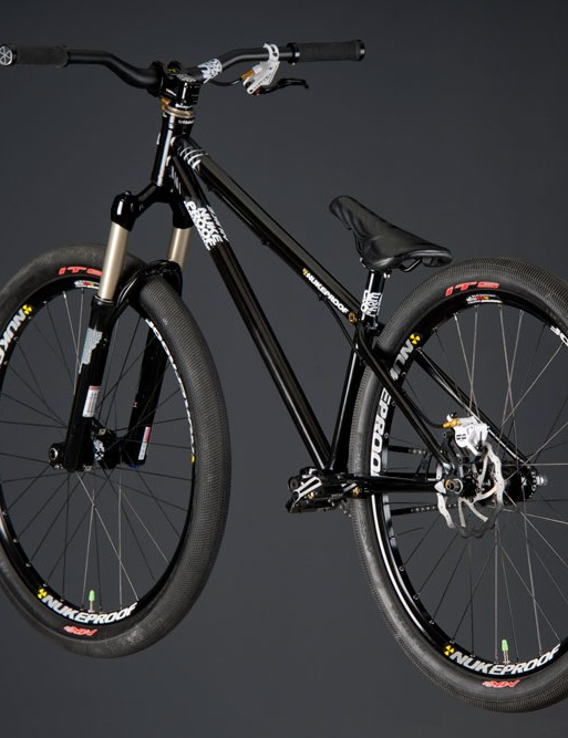 Nukeproof prototype dirt jump frame
