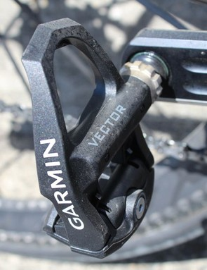 Despite Garmin's hopes for a functional pedal-based power meter this year, the project hasn't yet come to fruition