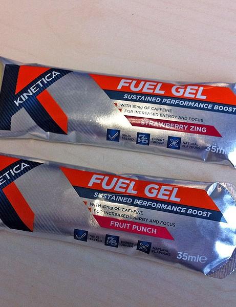 Kinetica Fuel Gel