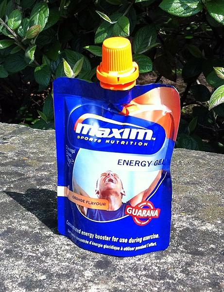 Maxim Energy Gel