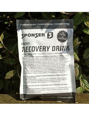 Sponser Recovery Drink