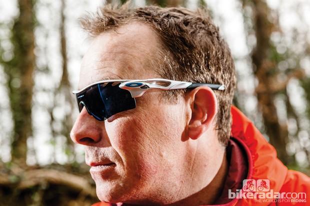 55830b73b26 Oakley Radar Lock sunglasses - BikeRadar