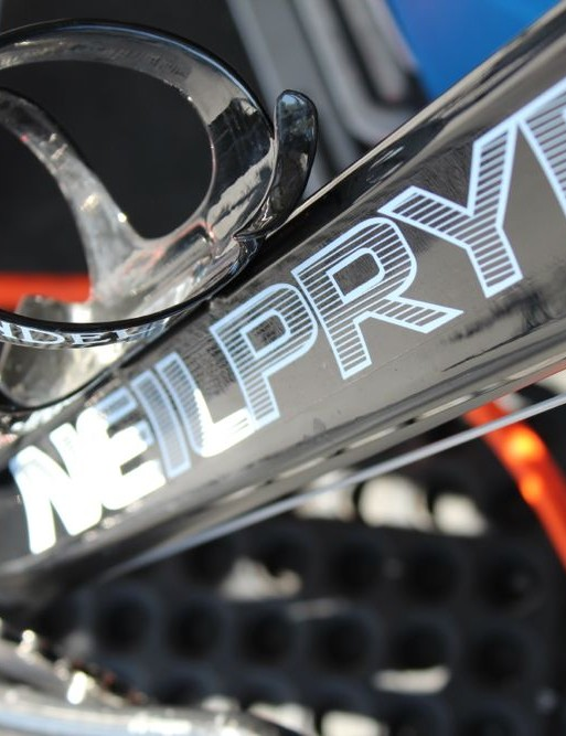 NeilPryde is bringing decades of carbon fiber experience in windsurfing to its bikes