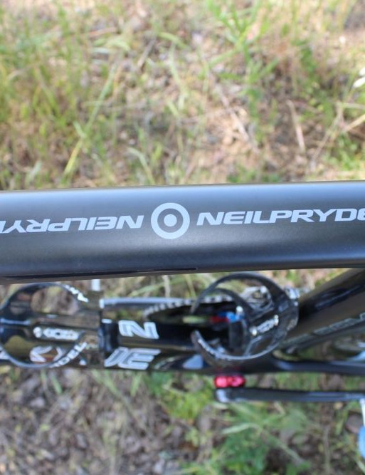 NeilPryde will soon have a third road bike in its line-up, the Bura SL