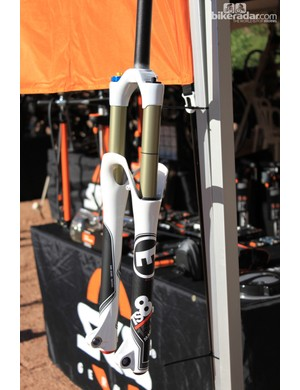Magura's 26in Thor 150 turns into the TS8 150 for 2013, and is available now