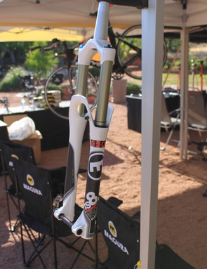 Magura's 650b/27.5 model will be a designated TS8 model, however, it's just a rebadged 26in fork