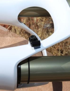 Magura's brake housing mount