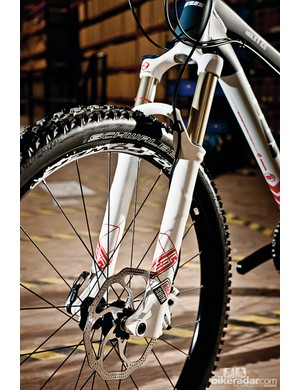 The RockShox Reba RL is a good bit of kit, taking the title in our recent forks group test