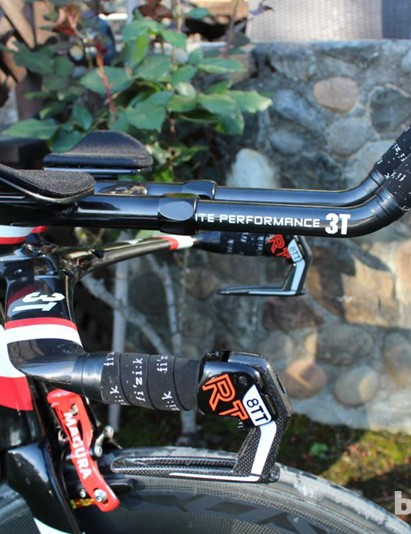 The P5 is the world's first production time trial/triathlon bike to come with hydraulic brakes