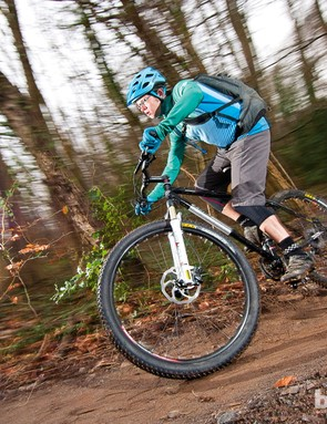 The Dragon won't breathe fire into technical trails but will give you long cross-country comfort