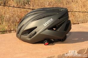 Uvex's new 2013 Ultrasonic helmet