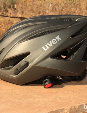 Uvex's new 2013 Ultrasonic helmet