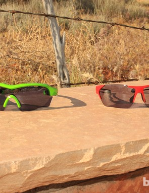The green SGL 104 glasses will top Uvex' line