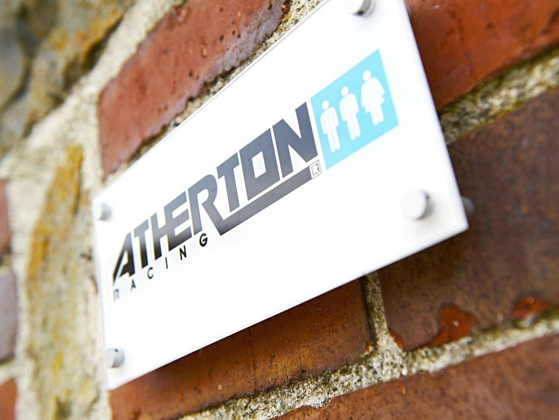 Atherton Racing HQ