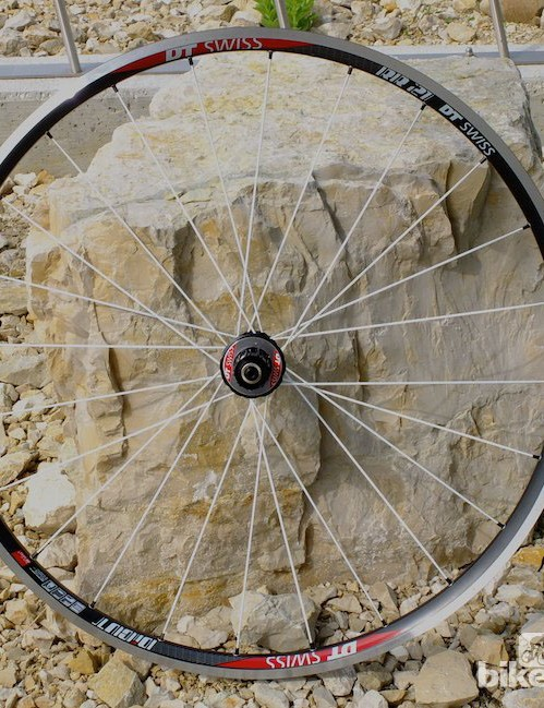 DT Swiss RR21 Dicut rear wheel