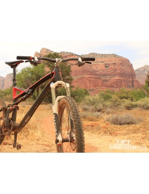 Magura's Thor fork becomes the TS8R 150 for 2013