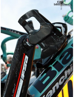 Look KéO Blade pedals for Gustav Larsson (Vacansoleil-DCM)