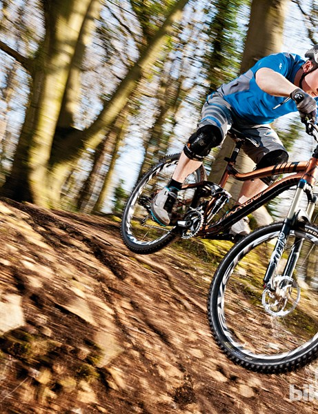 The Torrent 3 is made for trail centres