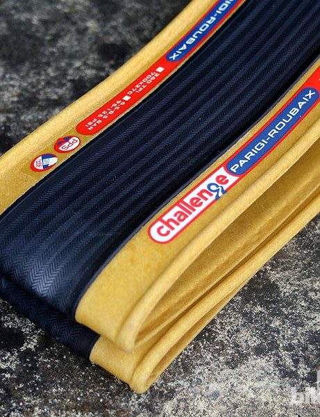 Challenge Parigi-Roubaix open tubular tyres