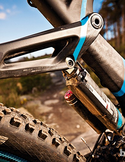 Scott's Equalizer 3 shock can take a little time to get set up but works well