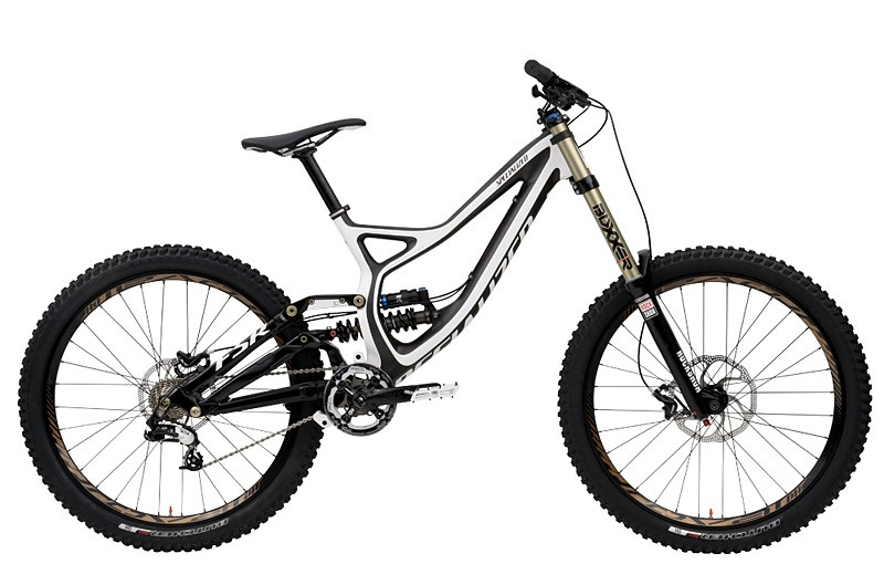 Specialized's Carbon Demo 8