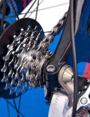 Small is fast - a custom SRAM cassette with 7 cogs, including a 9tooth