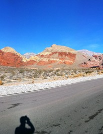 We used the Ritchey Break-Away on several trips this spring, earning the chance to ride in places such as Calico Basin, Nevada