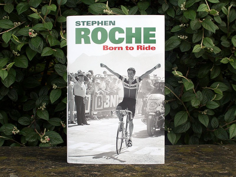 Born to Ride is Stephen Roche's first autobiography