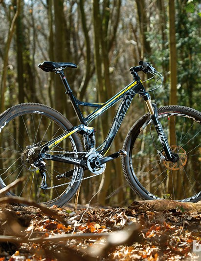 The Devinci Atlas RC