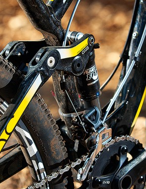 Precise tuning is needed to get the most from the Fox RP2 shock