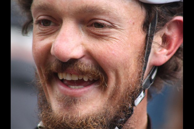 British cyclist Mike Hall has died aged 35