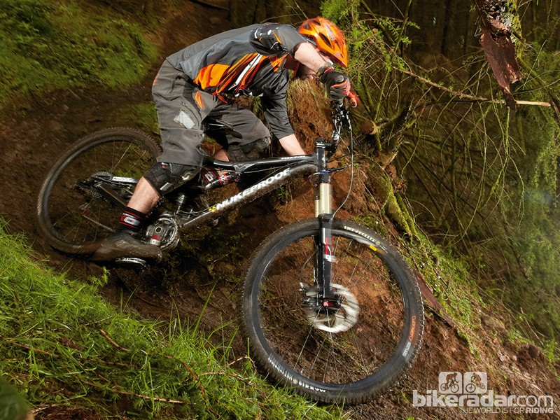 Nukeproof's slack and low Pro is a properly hardcore all-rounder