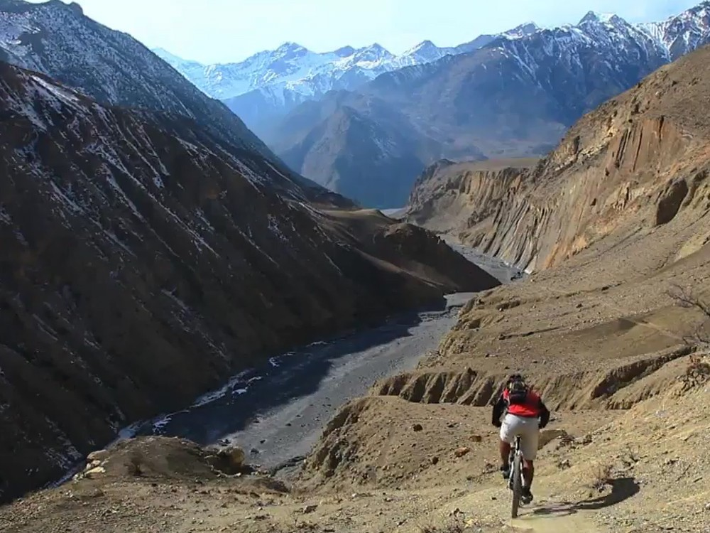Riding in the Himalayas should be on any MTB enthusiast's bucket list