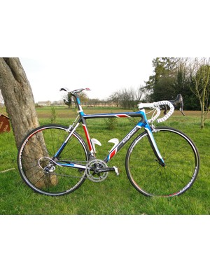 As with the clothing, if you can dream up the colors, Cyfac can paint the bike accordingly