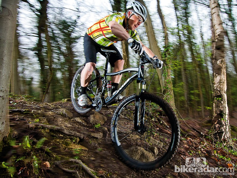 If you don't want to commit fully to big wheels, Jamis's 27.5in offering could be worth a try
