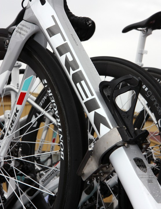 Trek has carried over some of the Kamm tail truncated airfoil tube shaping philosophy from the Speed Concept to the new Madone