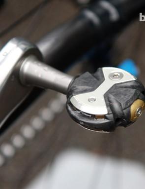 Speedplay Zero Nanogram pedals for Team Sky captain Bradley Wiggins