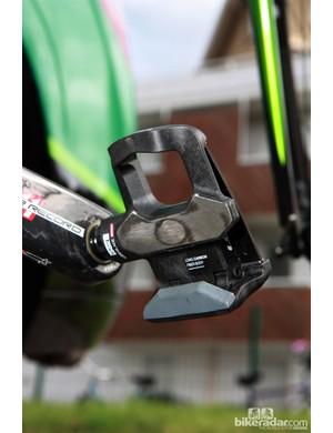 Look KéO Blade pedals for Europcar captain Thomas Voeckler